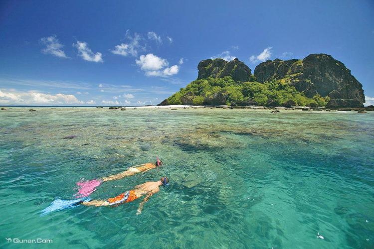 斐济群岛旅游