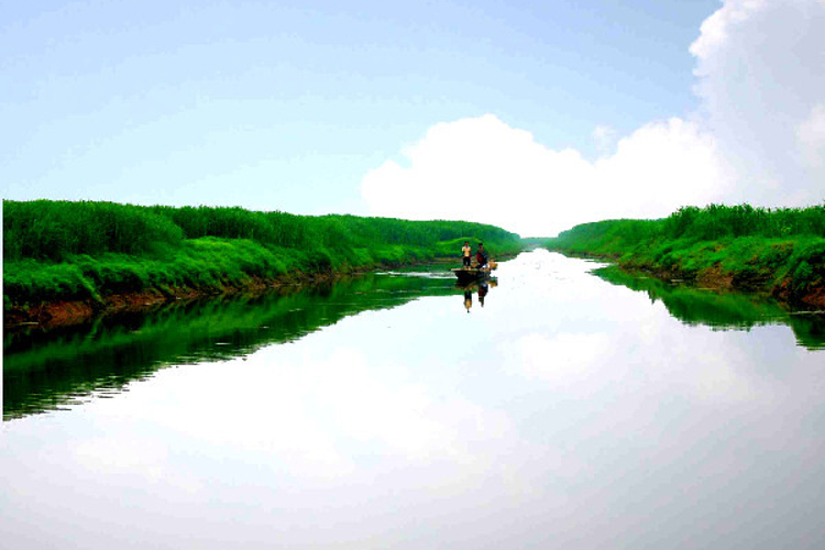 西洞庭湖旅游