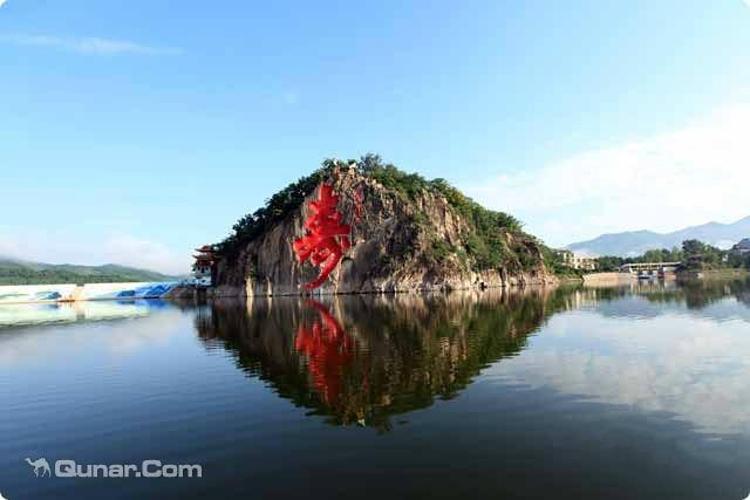 长寿湖风景区旅游