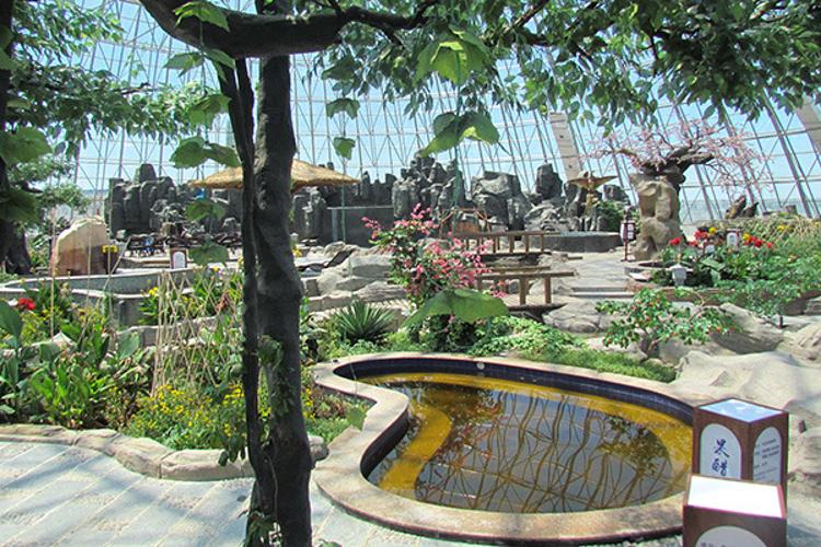 布龙湖温泉度假区旅游
