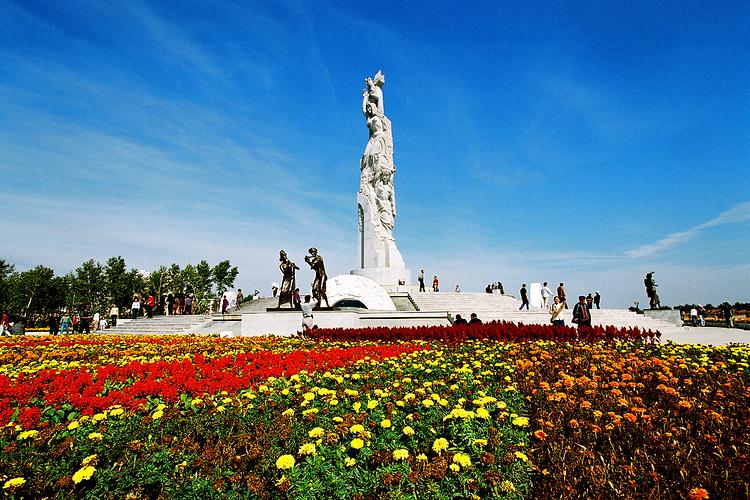 长春世界雕塑公园旅游