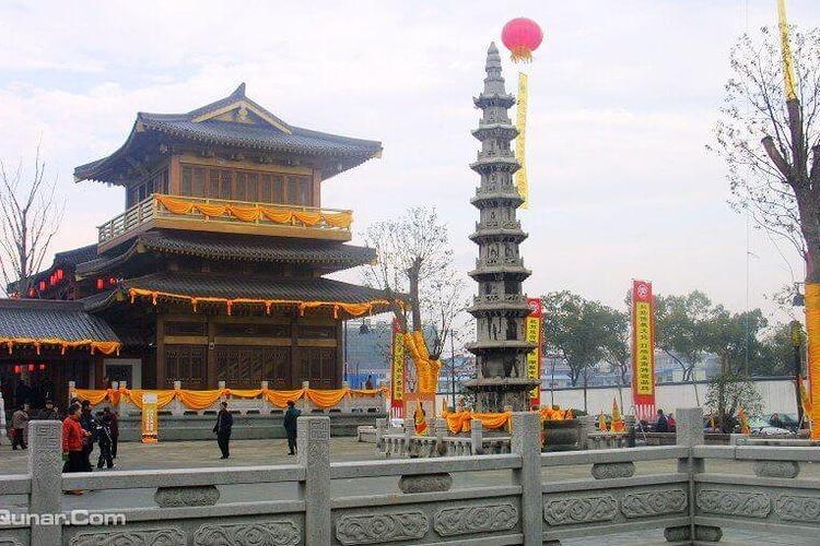 香积寺旅游