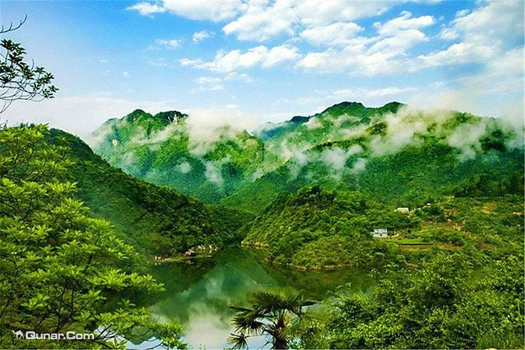 南昆三寨谷旅游
