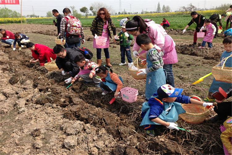 小海马奇奇王国儿童拓展体验基地旅游