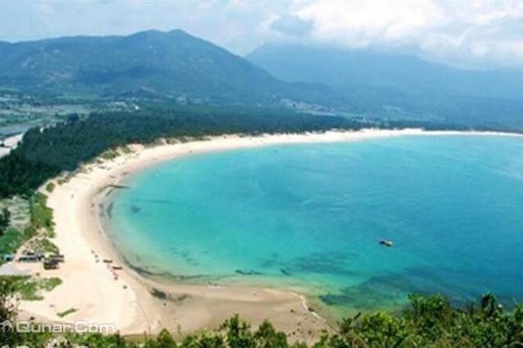 西冲情人岛旅游