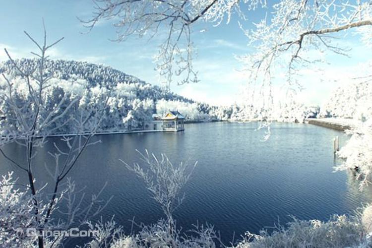 如琴湖旅游
