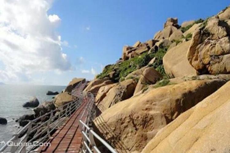 那琴半岛地质海洋公园旅游