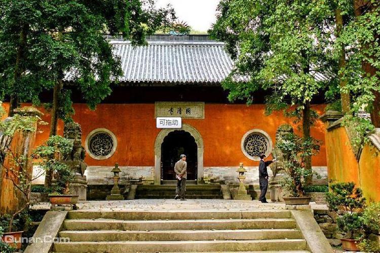 国清寺旅游