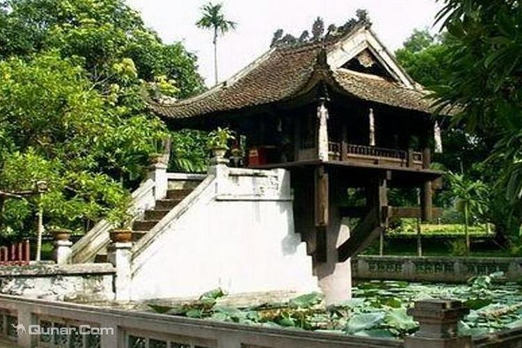 独柱寺旅游