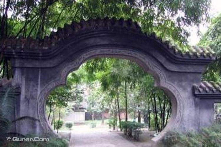 中国道观旅游