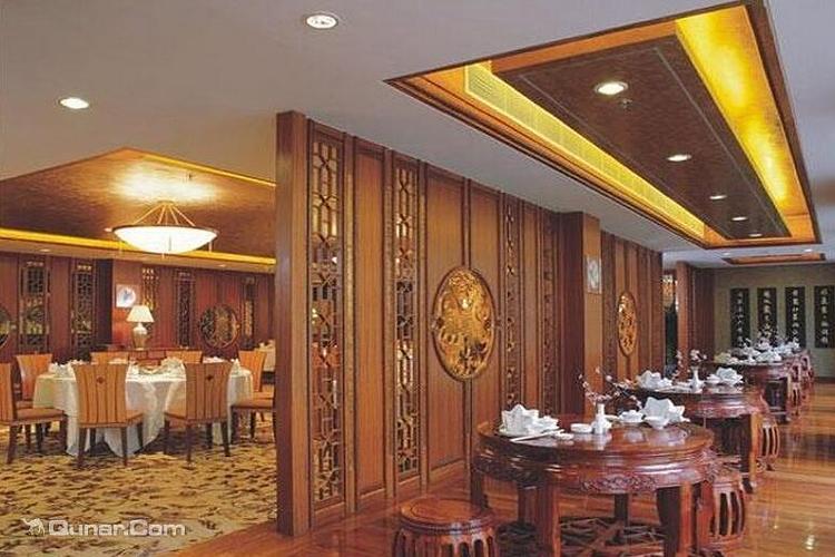 九寨沟喜来登国际大酒店自助餐厅旅游