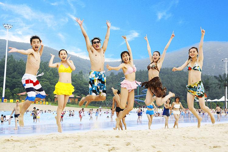 南京欢乐水魔方旅游