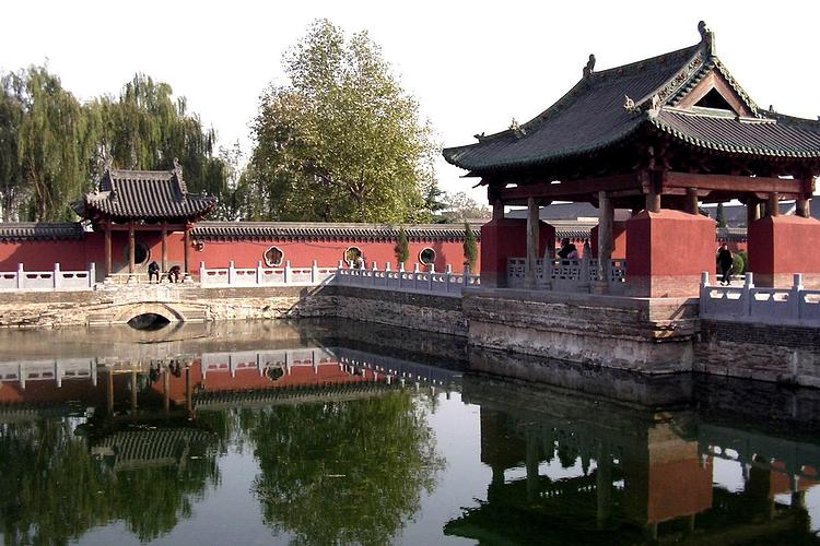 济渎庙旅游
