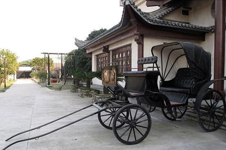 宁波民国大杂院旅游