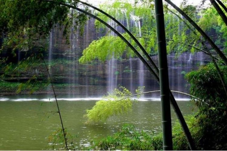 湖北三峡竹海旅游