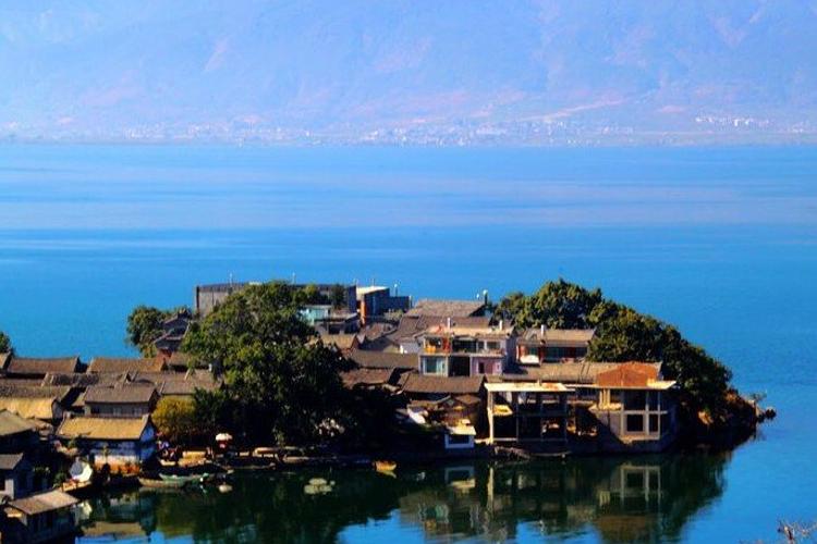 玉几岛风景区旅游