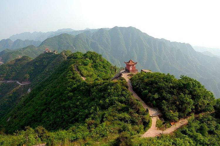 五雷山风景区旅游