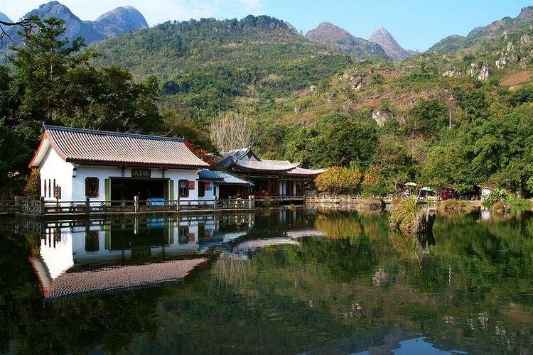 广州湖心岛旅游风景区位于广州增城市东北部的正果镇,规划开发