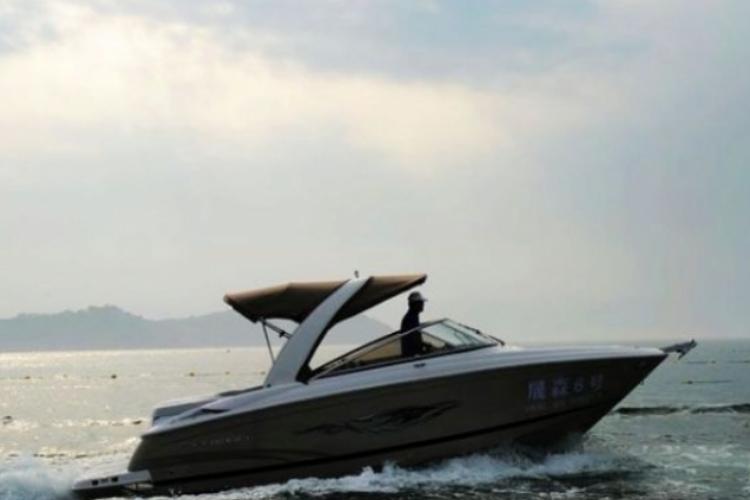 蓬莱海仙阁游艇俱乐部旅游