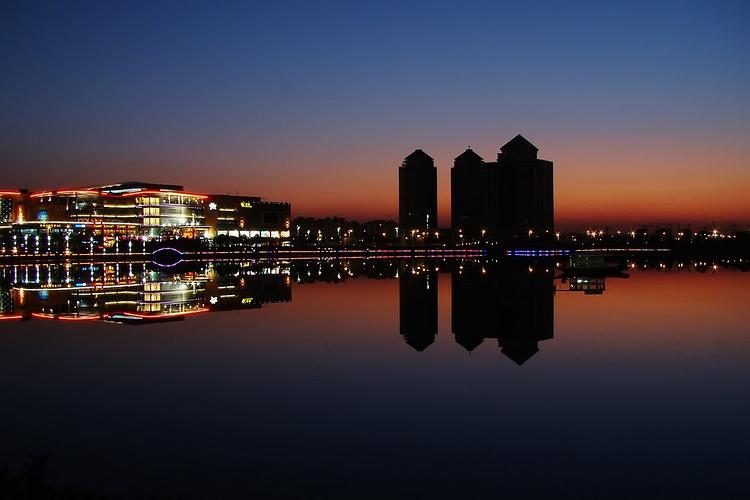 京华城旅游