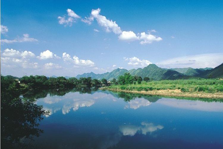 钱江源国家森林公园旅游