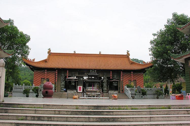 济公殿旅游