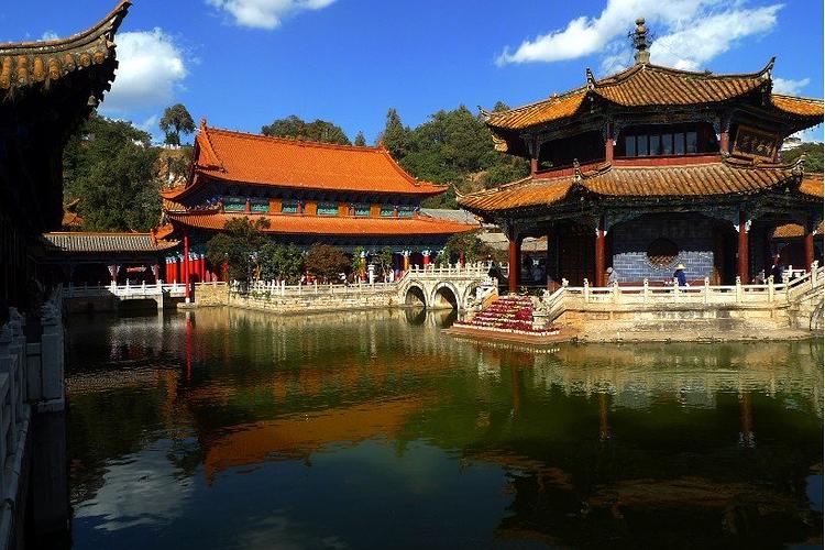 曼广农佛寺旅游