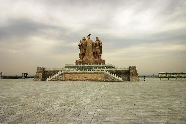 广武汉墓群旅游