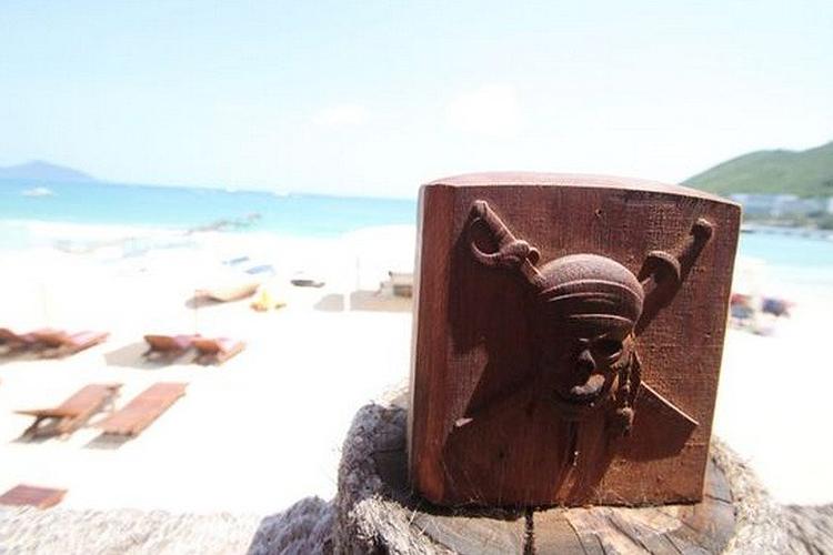 大东海海盗吧旅游