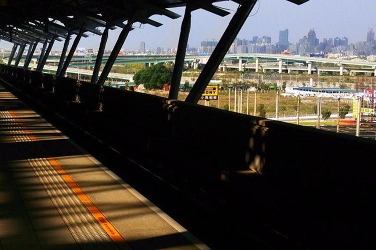 高铁台中站旅游