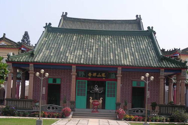 凤山禅寺旅游