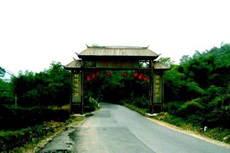 上旺岩里乡村旅游