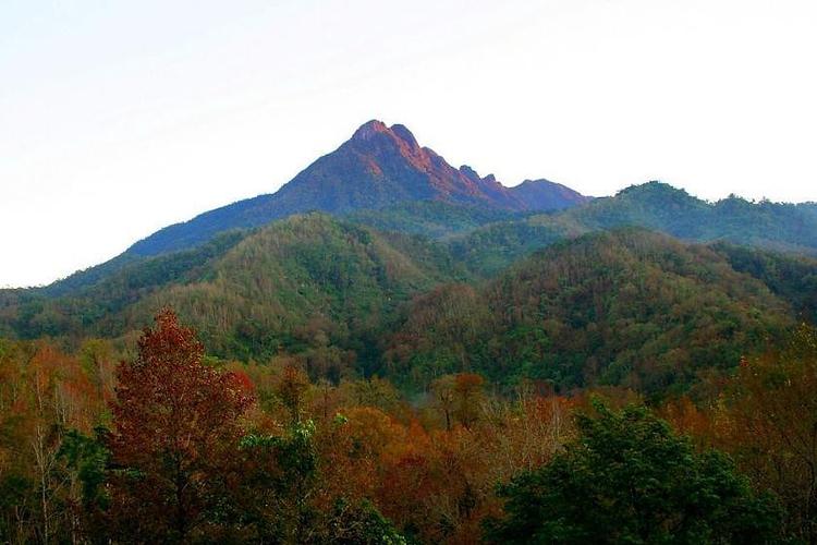 梅州五指山旅游