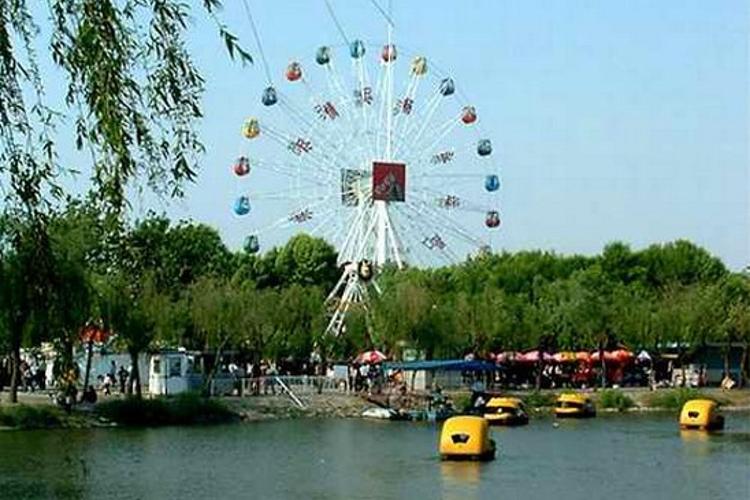 渤海儿童世界旅游