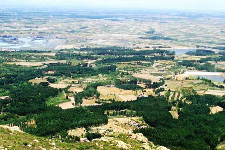 西侯幽谷景区旅游