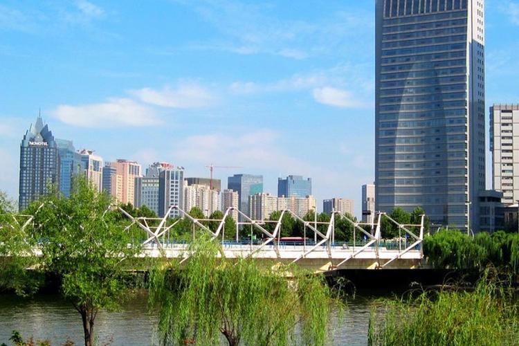 郑东运河观光旅游