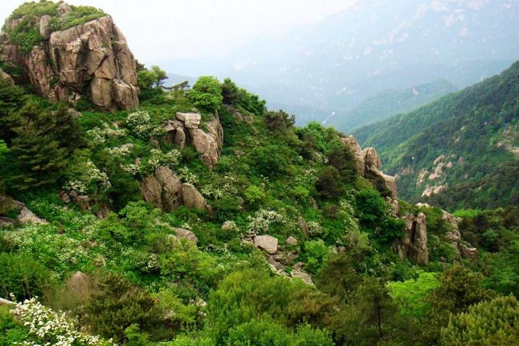 石门山旅游