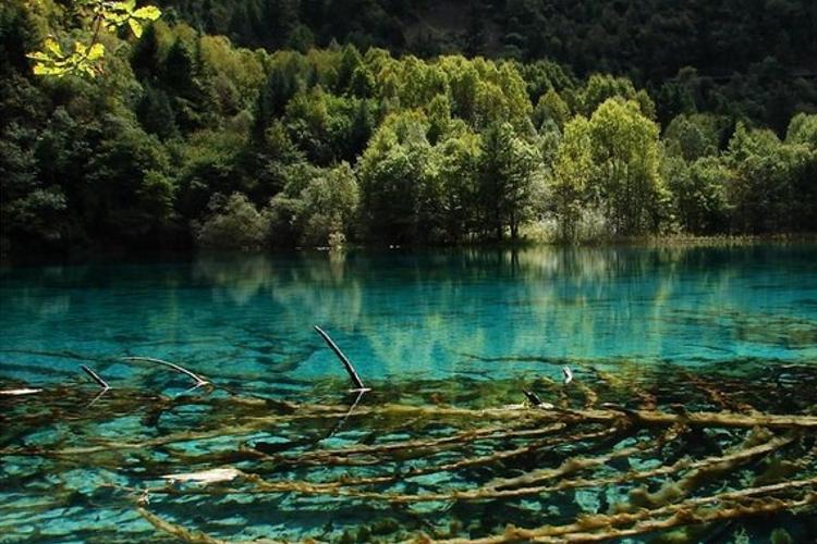 九寨沟国家地质公园旅游