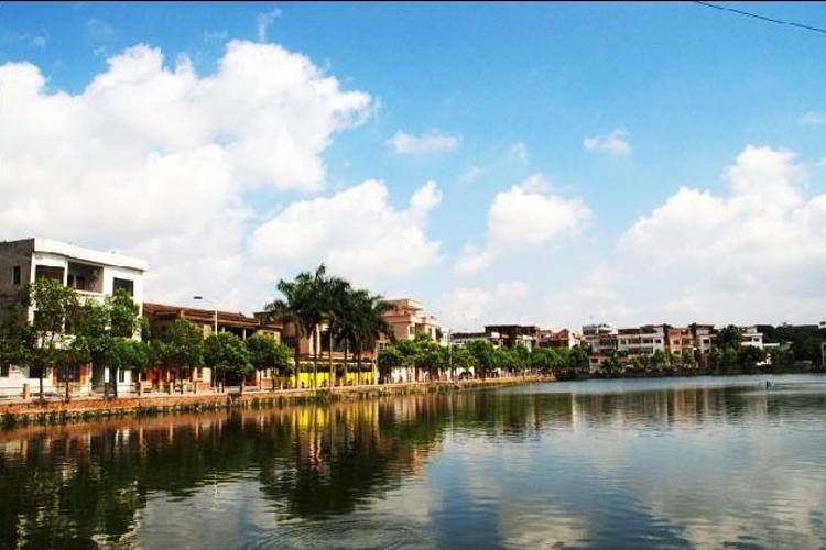 中国土改文化第一村旅游