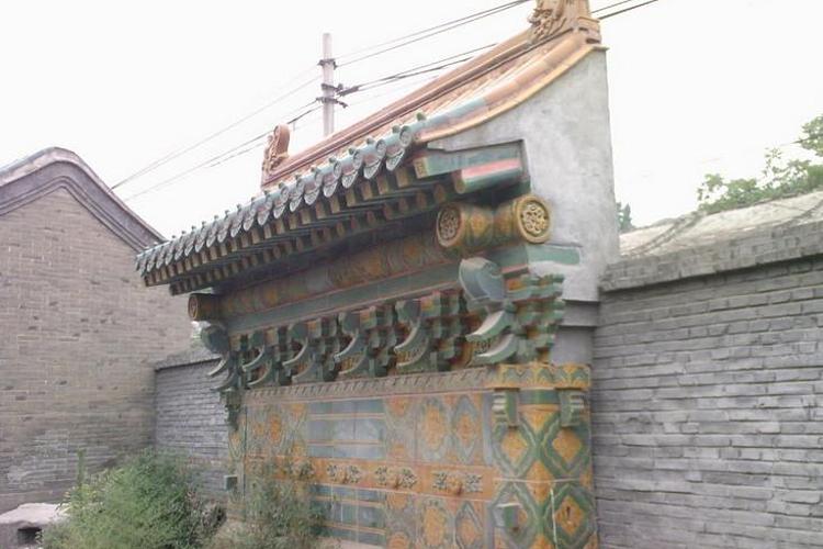 琉璃窑遗址旅游