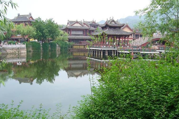 白云文化城旅游