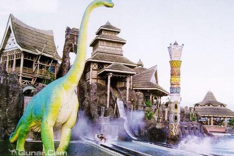 淄川游乐园旅游