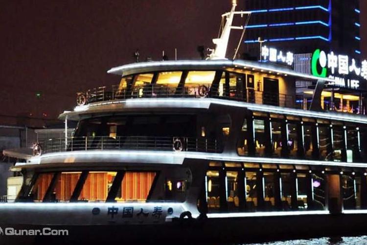 世博VIP码头浦江游览旅游