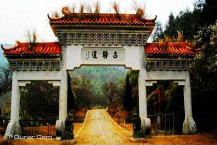 梅关古驿道旅游