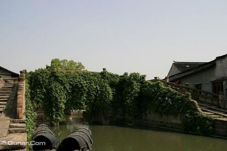 八字桥旅游