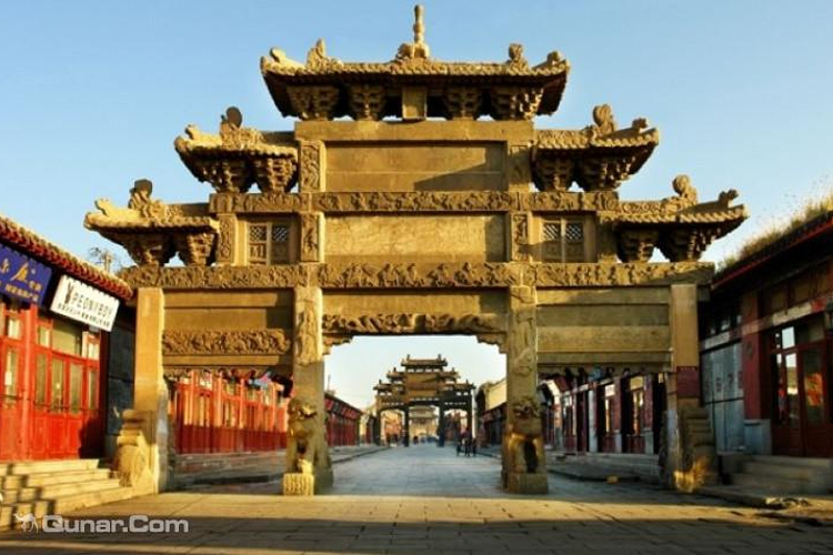 兴城古城旅游