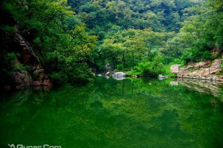 九里沟景区旅游
