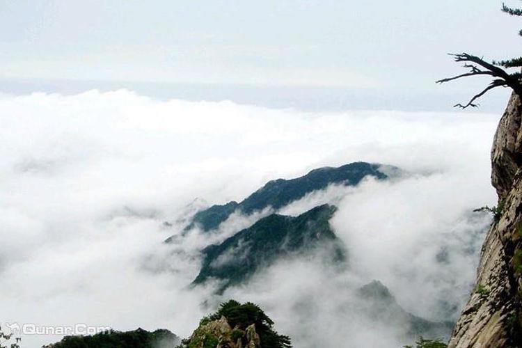 万佛山旅游