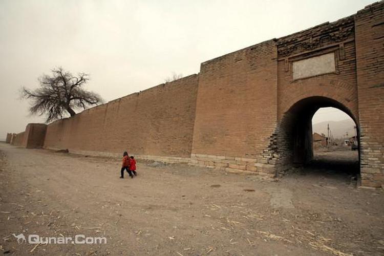 旧广武城旅游