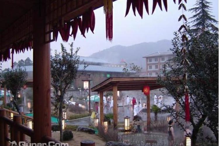 庐山天沐温泉旅游
